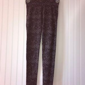 PINK Victoria's Secret 7/8 length leggings